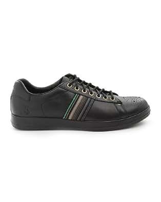 Paul Smith Shoes - Baskets - Homme - Sneakers Rabbit Cuir Noir - 42