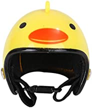 Balacoo Pet Helmet Chicken Helmet Pet Hat Toy Helmet Costumes Accessories for Chicken Random Color