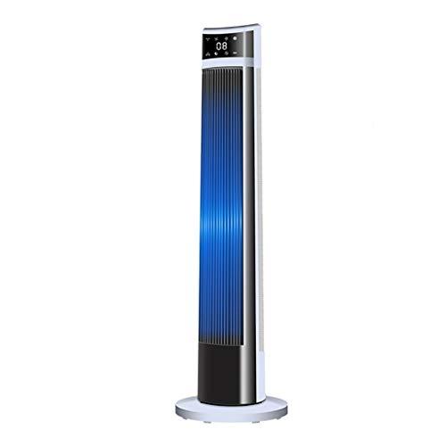 XPfj Programable Ventiladores De Torre, Bandeja para Esencias Silenciosos Ventilador De Pie...