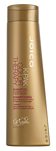 Joico K-Pak Color Therapy Shampoo, 1er Pack (1 x 300 ml) (Joico K-pak Reconstructor Liquid)