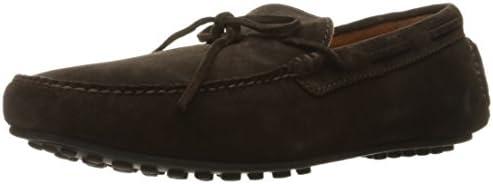 Hombre Allen Tie Slip-on Loafer, Chocolate, 10.5 D US