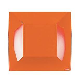 Gold Plast GLD108 Speiseteller, Orange