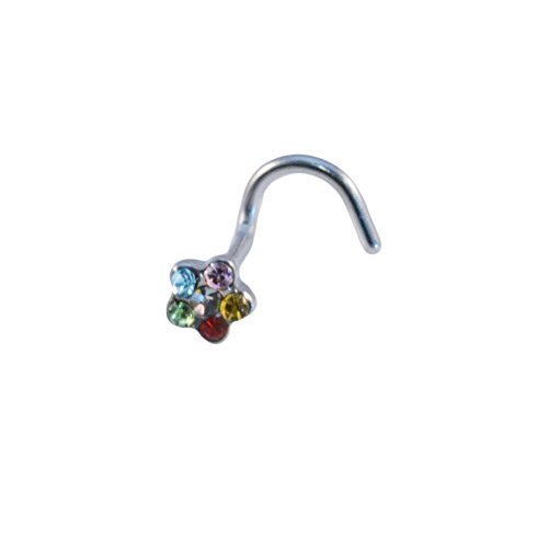 flower-gem-nose-stud-curved-screw-with-multi-coloured-gems