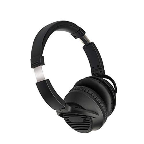 Bluetooth-Kopfhörer über dem Ohr, 19-Stunden-Funkkopfhörer, über dem Ohr mit tiefem Bass-HiFi-Mikrofon und komfortablen Protein-Ohrpolstern Ipod Mp4-software