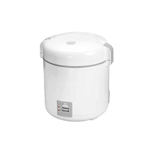 Pressure-cooker Low (Horwood JEA63 300 ml Mini Rice Cooker, White by Horwood)