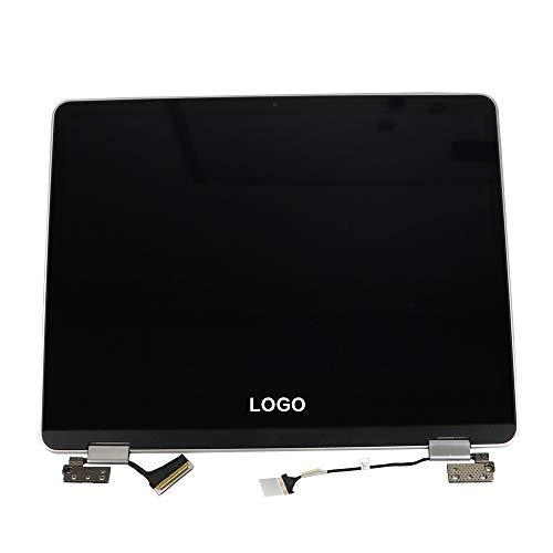 Komplettes 12,3 Zoll LCD Display Montage Touchscreen Digitizer Rahmen Assmebly Ersatz für Samsung Chromebook XE513C24-K01US (Chromebook-screen-ersatz)