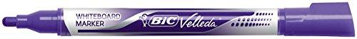 BIC Velleda–Marcador de tinta líquida de colores (3unidades)