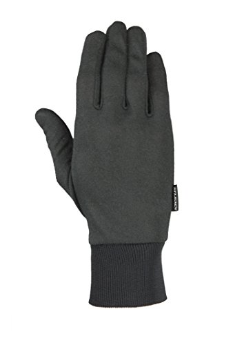 Seirus Deluxe Thermax Glove Liner (Black, Small/Medium) by Seirus Thermax-liner