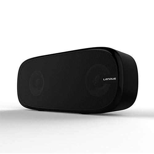 THINKMIC Altavoz Bluetooth, Wireless, Impermeable, Anti-caída, a Prueba de Polvo, 10 Horas...