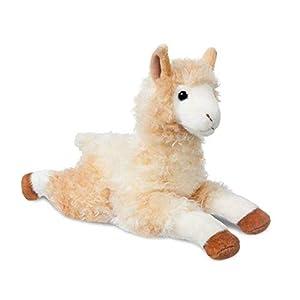 Aurora Flopsies, Alfie, 60934, Juguete de Alpaca Suave de 12 Pulgadas, Color Blanco