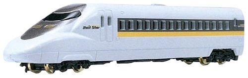 N gauge No.73 light rail Star (japan import)