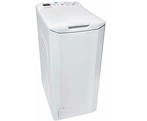 Candy CST 362L-S Waschmaschine - Weiß, Toplader, 6 kg, 1200 U/Min, A+++ (Candy Bäume)