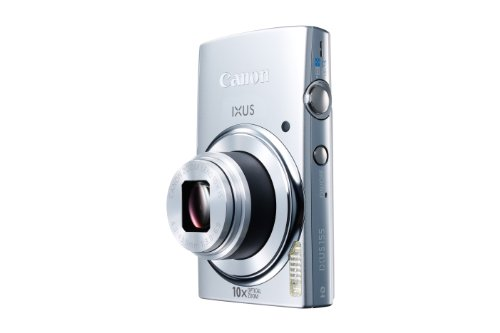 Canon IXUS 155 Digitalkamera (20 Megapixel, 10-fach opt. Zoom, 6,8 cm (2,6 Zoll) LCD-Display, HD-Ready) silber - 5