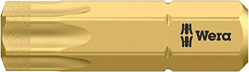 867/1 BDC Torx Bits SB TX40, TX 40 x 25 mm, Wera 05134379001