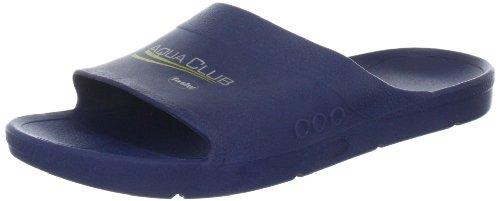 Fashy Aqua Club 7237 54 Unisex - Erwachsene Bade Sandalen Blau (Marine 54)
