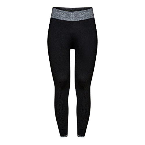 YR.Lover Sports Yoga Ninth Hosen Fest Running Fitness Leggings workout clothes