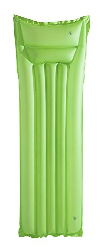 Matelas gonflable vert