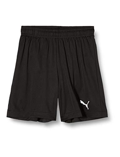Puma Jungen Fußballshorts Velize, black, 140, 701895 03