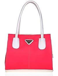 LADY QUEEN Multi Faux Leather Shoulder Bag - B06Y6R8JBQ