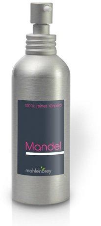 Körper-Öl-reines Mandel (Mahlenbrey Mandel Öl 100ml)