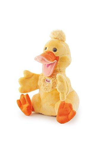 Trudi - Marioneta de peluche pato (29937)
