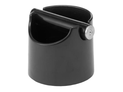 Concept-Art kbs Abschlagbehälter (Knockbox) Basic aus Kunststoff schwarz Ø 12 cm (Knock Box)
