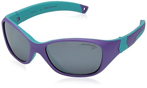 Julbo Solan Sonnenbrille Kinder, Kinder, J3901226, Violet/Turquoise, one Size