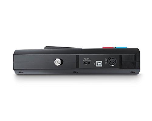 Alesis Vortex Wireless II Kabelloser Hochleistungs USB/MIDI Keytar Controller