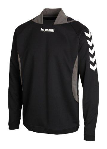 Hummel, Felpa Team Player Functional, Nero (black), XXL