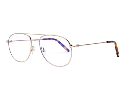 Tom Ford Brille (TF-5581 028) Metall gold