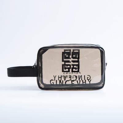 hrubben Liefert Weibliche Transparente Pvc-Multifunktions Männlichen Schrubben Liefert Lagerung Wasserdicht @ Medium Grau ()