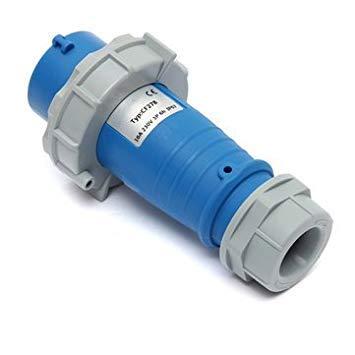 Cf278 Ip67 3 Pin Nylon Industrie Outdoor Wasserdichter Stecker 230V 16A