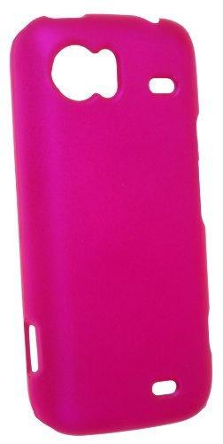Horny Protectors Velvet Schutzhülle mit Oberfläche für HTC Mozart pink