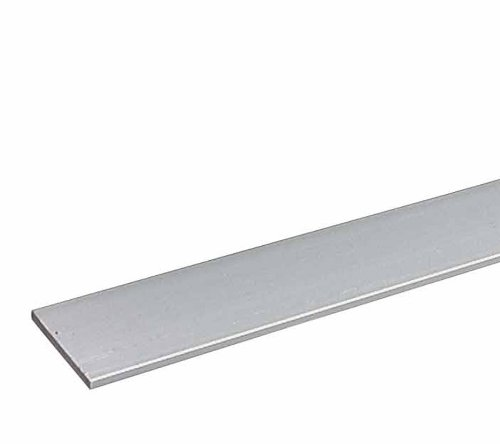 M-D Building Products 60731 3/4-Inch by 1/8-Inch by 48-Inch Flat Bar Mill by M-D Building Products (English Manual)