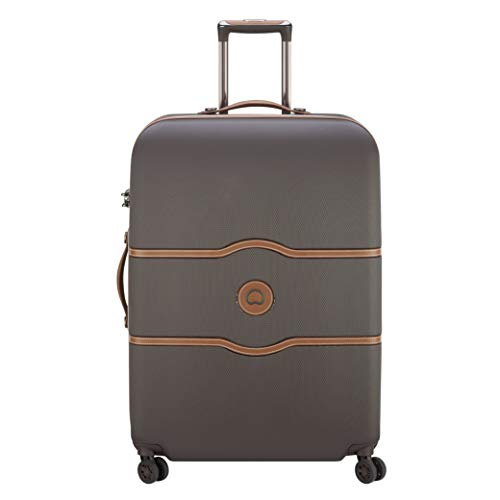 DELSEY PARIS CHATELET AIR Valigia, 77 cm, 112 liters, Marrone (Chocolat)