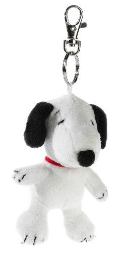 Snoopy Peanuts Plush Keychain