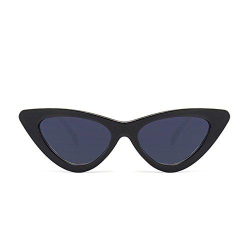 Loveso Frauen Mode Katzenaugen Shades Sonnenbrille integrierte UV-Süßigkeit-farbige -
