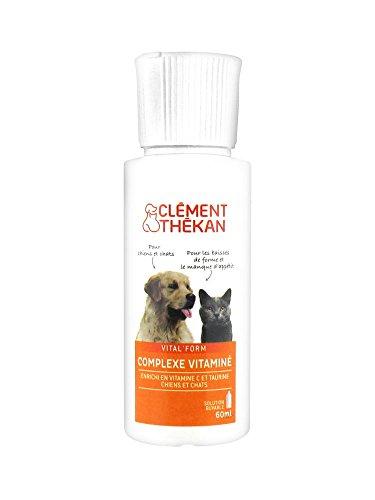 Clément Thékan Nahrungsergänzungsmittel Vital'Form Complexe Vitaminé 60 ml