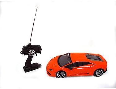 Lamborghini Lamborghini Lamborghini – Orange – Voiture RadiocomFemmedée Echelle 1:12   Outlet Store Online  c01922