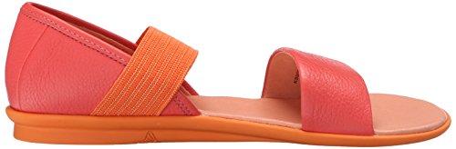 Camper Right Kids, Sandales  Bout ouvert fille Rose - Pink (Medium Pink)