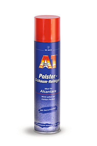 Price comparison product image Dr. Wack A1 Upholstery Foam Cleaner (400mls – 2791