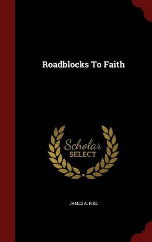 Roadblocks To Faith