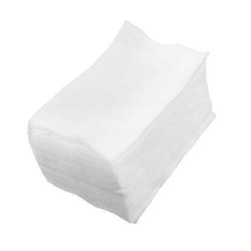 sourcingmap® En Forme De Rectangle Doux Papier Produits De Beauté Bouffée Mouchoirs De Papier Blanc 100 Pcs