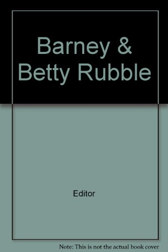 Barney & Betty Rubble -