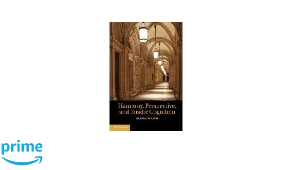 Harmony, Perspective, and Triadic Cognition