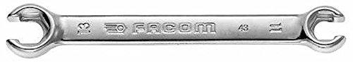 Facom 43,8 membrane Clé tube 10 x 8 x 10 mm