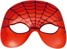 Mottoparty Kostüm Fasching Karneval Maske Erwachsene (Spider Man Brille)
