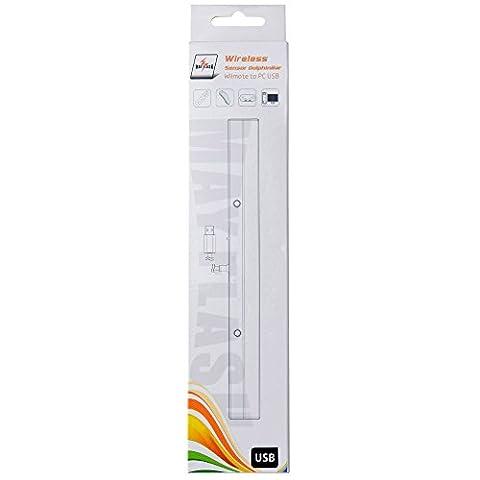 Dolphin Bar - sans fil Wii Remote Sensor pour PC USB - utilisation Wiimotes sur un PC