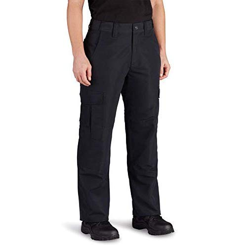 Propper Ems Hosen (Propper Damen Edgetec EMS Pants Hosen, Midnight Blue, 16 Short)