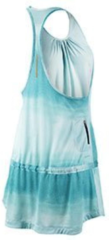 Vestido de tirantes Nike Dri-fit Knit Running Tie Tie Dye Reflective (Grande)